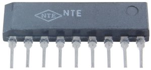 (INTEGRATED CIRCUIT VCR/VHS CHROMA PROCESSOR FOR NTSC/PAL/SECAM SYSTEMS 24-LEAD DIP VCC=5V)