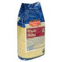 Millet, Whole, Organic, 28 oz. (Pack of 3)