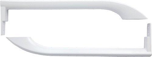 frigidaire door handle white - 9