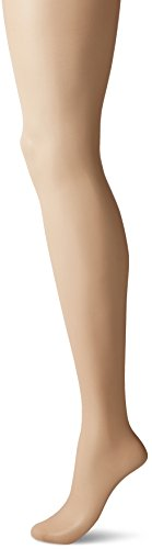 Bare Pantyhose - CK Women's Infinite Sheer Pantyhose with Control Top, Nude, Size B