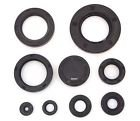 Engine Oil Seal Kit - Honda CB550 CB550K CB550F Super Sport 1974-1978 - 9 Seals by 4into1 (Image #1)