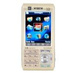 T800+ 2.6-inch Touch Screen Camera Java Dual SIM Standby Quadband GSM TV Cell Phone - Band Touch Screen 2.6