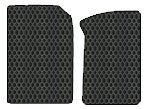 Ford Explorer Custom-Fit All-Weather Rubber Floor Mats 2 Pc Fronts - Black (1991 91 1992 92 1993 93 1994 94 1995 95 1996 96 1997 97 1998 98 ) AMS1A14435111||801NXY0T