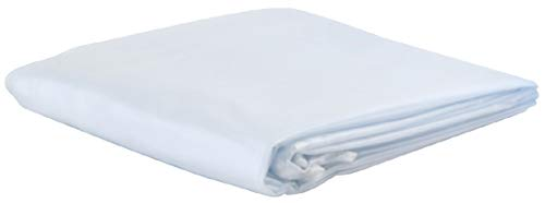 8' Table Cover Color: Clear -