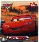 Disney Pixar Cars 48-Piece Jigsaw Puzzle (Desert Race)