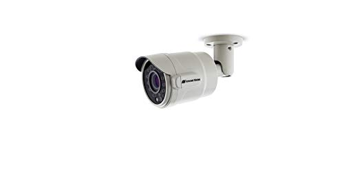 (ARECONT VISION AV3326DNIR 3MP MicroBullet, WDR, 2048x1536, 21fps, MJPEG/H.264, SNAPstream, IR LED Array, Day/Night, 2.8-8mm Remote Focus, Remote Zoom, IP66, IK-10,)