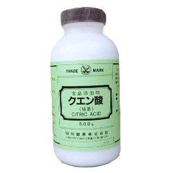 【昭和製薬】クエン酸 500g ×20個セット B00W0GQFEM