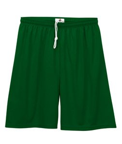 - Badger 2107 BD Yth B-Dry Core Short - Kelly Green - L