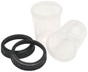 (3M Marine 16115 PPS MINI CUPS & COLLARS PAINT PREPARATION)