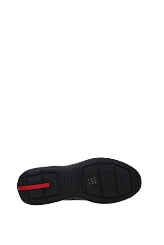 Uomo Tessuto Sneakers Nero 4E2043NEVADABIKE Prada EU pwF50q