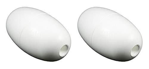 MRT SUPPLY Letro Legend Inground Pool Cleaner Ballast Float Heads 1 Buy = 2 Heads! with Ebook