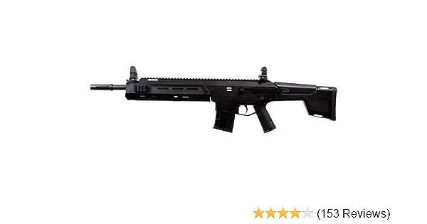 Amazon com : Crosman MK-177 Tactical Air Rifle, Black : Airsoft