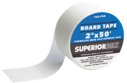 Mesh Glass (SuperiorBilt Adhesive Fiberglass Backeboard Joint Alkali Resistent Mesh Construction Tape 2