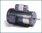 Baldor L3513 General Purpose AC Motor, Single Phase, 56/56H Frame, TEFC Enclosure, 1-1/2Hp Output, 3450rpm, 60Hz, 115/230V Voltage