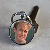 """Dawson's Creek""""Crying Dawson"""" Pendant Necklace or Keychain -  cc"""