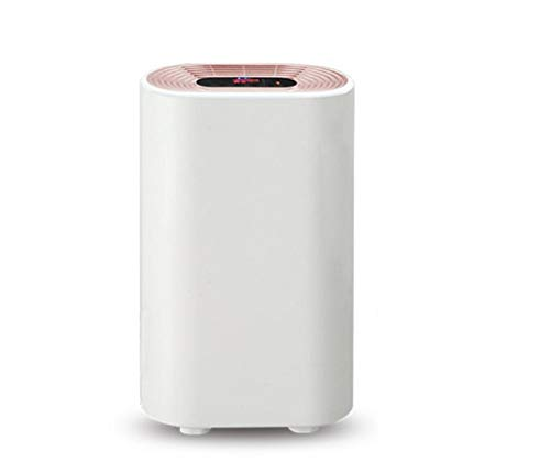 KKDWJ Air Purifier Home with 3 Fan Speed True HEPA Filter Allergen Allergies Eliminator Timing Real Time Air Quality Feedback