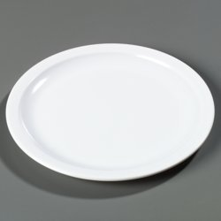 Carlisle - KL20502 - 5 1/2 in Kingline White Bread and Butter Plate