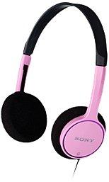 Sony Mdr 222Kd Childrens Headphones Pink