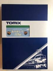 TOMIX 98989 115 1000系(高崎車両センターありがとう115系)6両セット(限定品) B07T3WPBGQ
