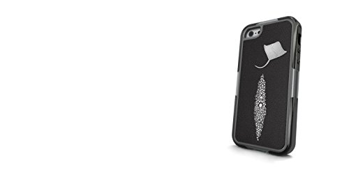 Stingray Shield SRS5 - iPhone 5/5s Case-System with Radiation Reduction Technology (Aluminum)