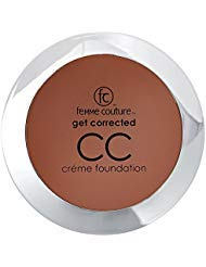 Femme Couture Get Corrected CC Creme Foundation Chocolate Truffle Chocolate Truffle
