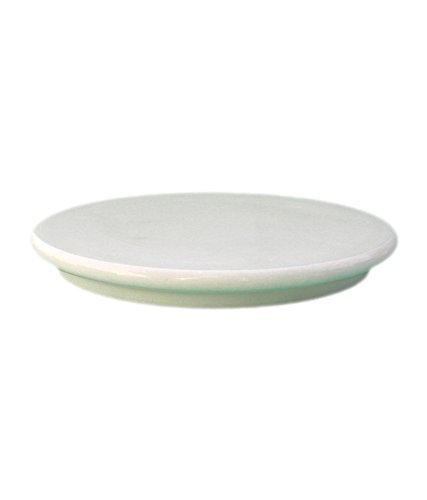 Ikarus Handmade Marble Chakla For Roti Maker Kitchen Utensil Heavy Dual,12 Inch product image