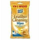Paquete de toallitas para limpiar cuero 24 unidades. Limpia y ...