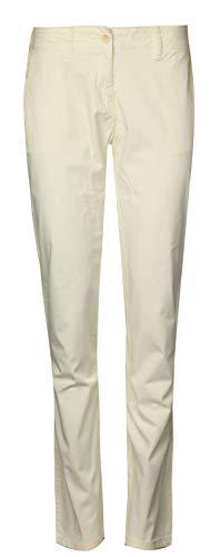38 Pantalon N0y8ic029 Femmes Taille Creme Napapijri 029 gYfBpqwxn