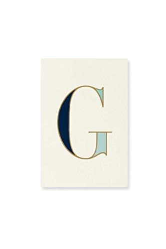 Kate Spade New York Initial Notepad (G)