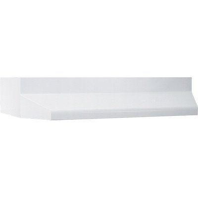 "Broan 373601 36"" White Under Cabinet Range Hood Shell"
