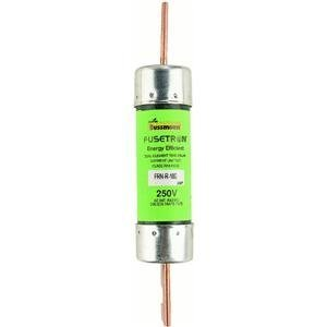 Bussmann FRN-R-100 100 Amp Fusetron Dual Element Time-Delay Current Limiting Fuse Class RK5, 250V UL Listed by Bussmann