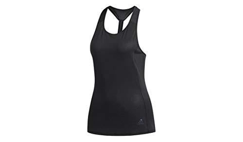 adidas Women's Supernova Tank Top Black 2 Medium ()
