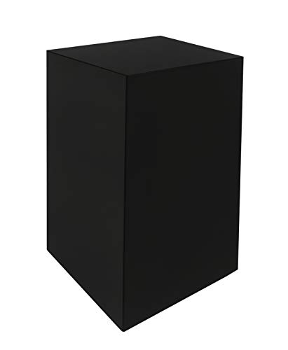 12 Display Cube (Marketing Holders Acrylic Lucite Display Cube Pedestal Art Sculpture Stand 12