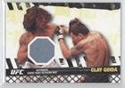 Clay Guida (Trading Card) 2010 Topps UFC Series 4 - Fight Mat Relics #FM-CG