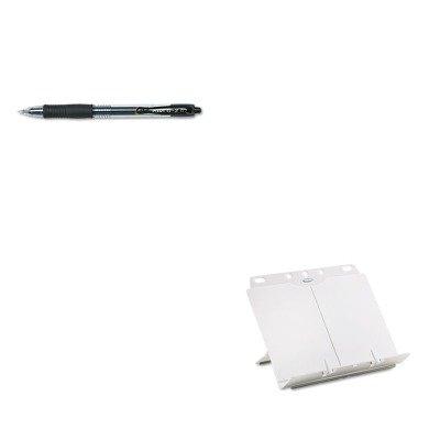 - KITFEL21100PIL31020 - Value Kit - Fellowes BookLift Adjustable Desktop Copyholder (FEL21100) and Pilot G2 Gel Ink Pen (PIL31020)