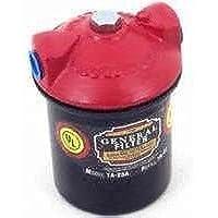 General Filters 2A-700 Oil Filter, 4-3/8 in Dia X 6-1/4 in L, 10U