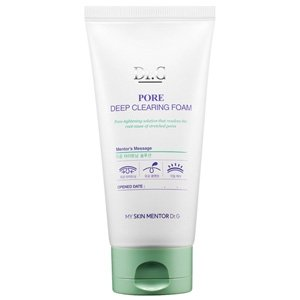 Dr.G GOWOONSESANG PORE DEEP CLEANSING FOAM (150ml / 5.07 FL.OZ)