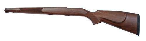 Numrich Mauser 98 Large Ring Sporter Stock, Checkered Walnut, Right-Hand
