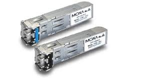 MOXA SFP-1GSXLC - SFP Interface Module with 1 1000Sx Port, LC Connector, 500M Supported