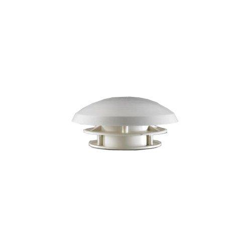 Aeratore a Fungo Dimensioni: 110 mm Brunner con zanzariera 206//908