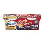 chicken and rice bowl - Minute Ready to Serve Chicken Flavor Rice Mix 2 - 4.4 oz cups (Pack of 8)