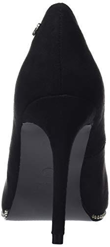 negro Noir Fermé Bout Xti 30956 Femme Escarpins Negro qxXOwf