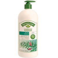 Natures Gate Tea Tree Calming Conditioner, 32 Ounce -- 2 per case. Natures Gate Tea Tree Conditioner