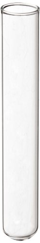 Kimble-Chase 73500-1275 N-51A Borosilicate Glass Culture/Test Tube, with Rim Top (Case of 1000) -