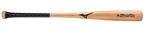 - Mizuno 340426.1090.18.3300 Maple Elite Baseball Bat - MZM 62, Red Black, 33 inch/30 oz