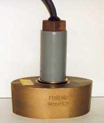 Furuno CA50/200/12M Bronze Thru-Hull Transducer, 1kW (No Plug) ()
