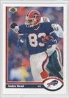 Andre Reed Buffalo Bills (Football Card) 1991 Upper Deck #43 Andre Reed Buffalo