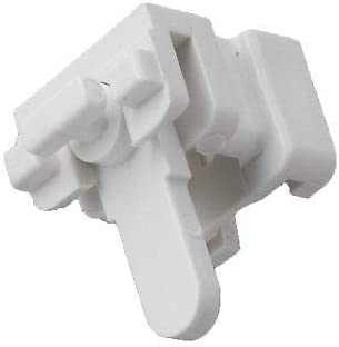 Swish Genuine Leverlock Contract packed Brackets, for Deluxe, Superluxe, Supreme Cord and Supreme Glide, (Pack of 5)