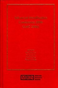 Advanced Metallization Conference 2000 (AMC 2000): Volume 16 (MRS Conference Proceedings)