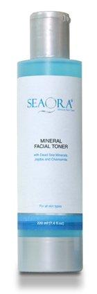 exfoliating salts seaora facial